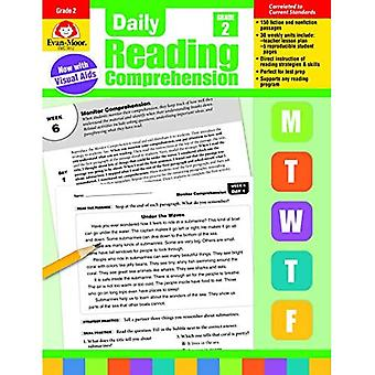 Daily Reading Comprehension,� Grade 2 (Daily Reading Comprehension)