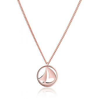 Necklace and pendants Paul Hewitt jewelry PH-N-B-R - necklace and pendants steel Rose