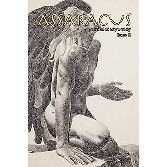 Assaracus Issue 02 A Journal of Gay Poetry by Borland & Bryan