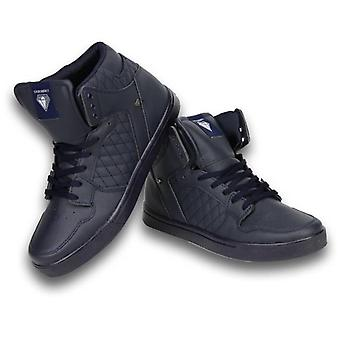 Shoes - Sneaker High - Blue