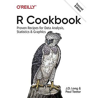 R Cookbook - Proven Recipes for Data Analysis - Statistics - and Graph