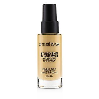Smashbox Studio Skin 24 Hour Wear Hydrating Foundation - 2.1 (Light With Warm, Peachy Undertone) 30ml/1oz