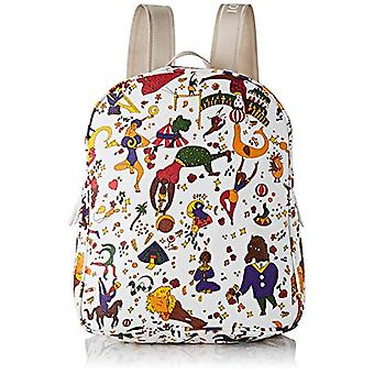 piero drives Backpack Backpack backpack bag White (White) 255x32x15 cm (W x H x L)
