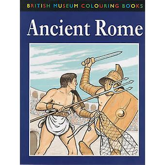 British Museum Colouring Book of Ancient Rome by John Green