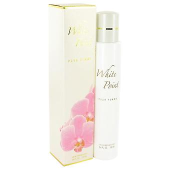 White Point Eau De Parfum Spray By YZY Perfume 3.4 oz Eau De Parfum Spray