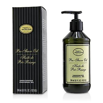 Pre shave oil   unscented (with pump) 240ml/8.1oz