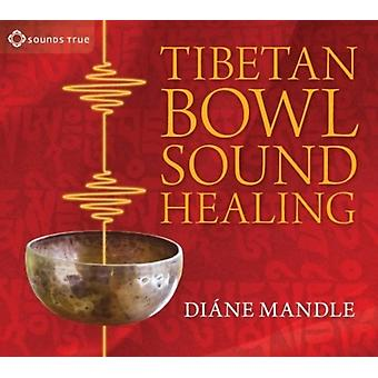 Tibetan Bowl Sound Healing  Natural Therapeutic Sound for Attuning to Stillness by Diane Mandle