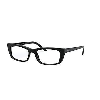 Prada VPR57U 1AB1O1 Black Glasses