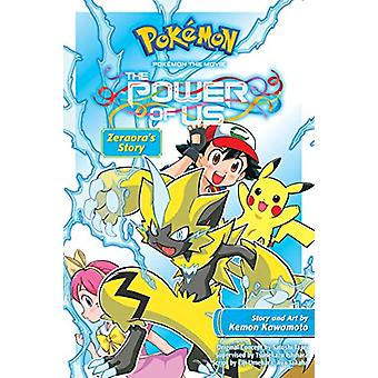 Pokemon the Movie - The Power of Us - Zeraora's Story by Kemon Kawamoto