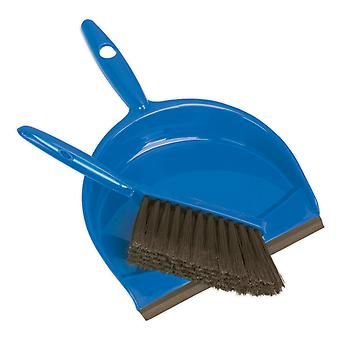 Sealey Bm04 Dustpan And Brush Set Composite