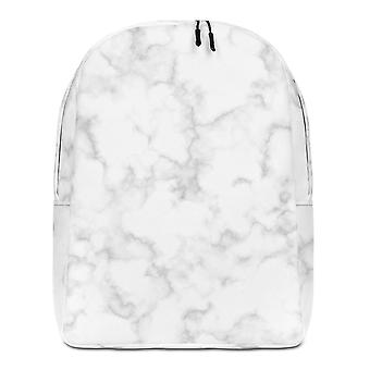 Backpack minimalist | marble