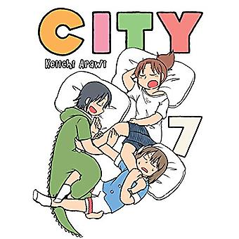 City 7 by Keiichi Arawi - 9781947194991 Book