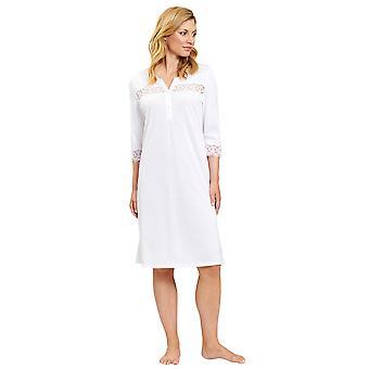 Rösch 1884134-11710 Women's New Romance White Nightdress
