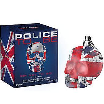 Police To Be Eau de Toilette 125ml Spray - Edycja limitowana