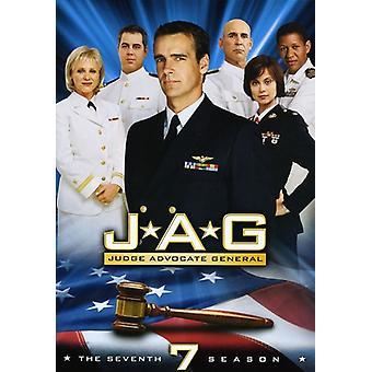 Jaguar - Jaguar: 7 ª temporada [DVD] EUA importar