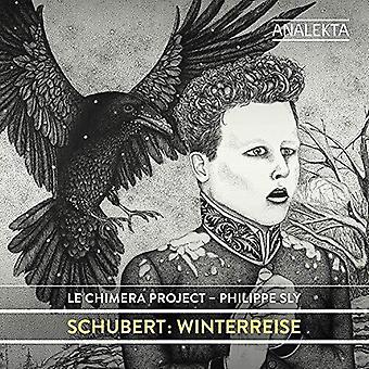 Winterreise [CD] USA import