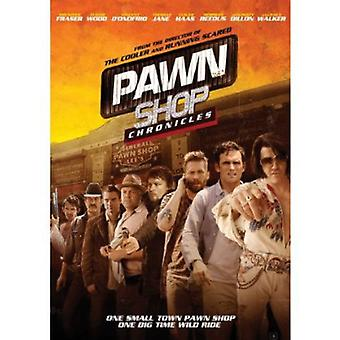 Pawn Shop Chronicles [DVD] USA import