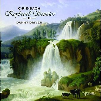 C.P.E. Bach - C.P.E. Bach: Keyboard Sonatas, Vol. 2 [CD] USA import