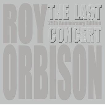 Roy Orbison - Last Concert (CD/DVD) [CD] USA import