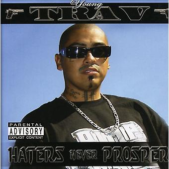 Young Trav - Haters Never Prosper [CD] USA import