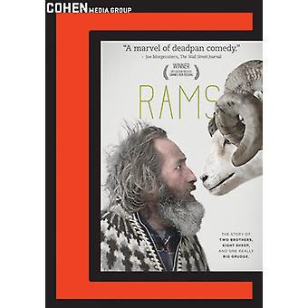 Rams [DVD] USA import