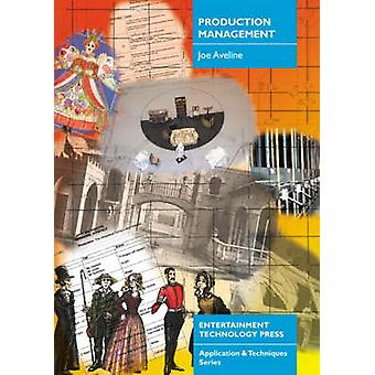 Production Management by Joe Aveline - 9781904031109 Book