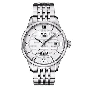 Tissot T41.1.833.50 T-Classic Le Locle Silver Dial Men's Watch