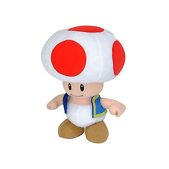 Virallinen Nintendo Super Mario Taad Plushie - 20cm