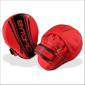 Axis bytomic v2 focus mitts rojo/negro