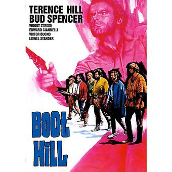 Boot Hill (Trinity Rider) [DVD] USA import