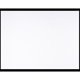 A4 White Sticky Back Stiffened Felt Sheet for Crafts