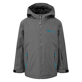 The Edge Kids' Glissade Snow Jacket Grey