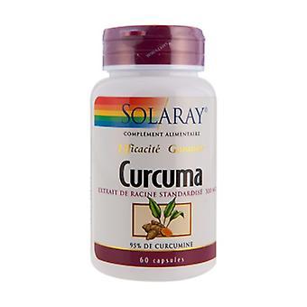 Kurkuma 300 Mg 60 capsules