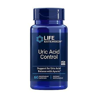 Controle de ácido úrico 60 cápsulas