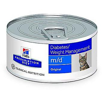 Hill's Feline m/d canned food (Cats , Cat Food , Wet Food)