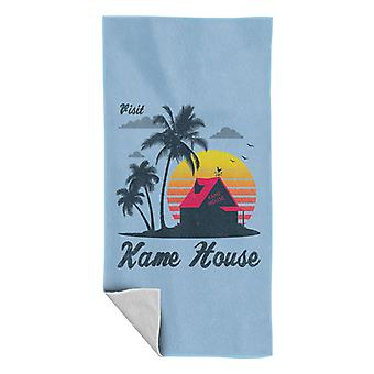 Visitez Kame House Dragon Ball Z Beach Towel