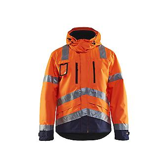 Blaklader hi-vis waterproof jacket 48371977 - mens
