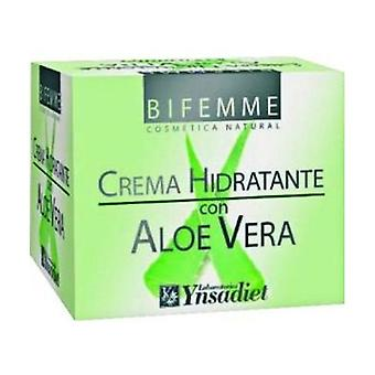 Moisturizing Cream with Aloe Vera 50 ml