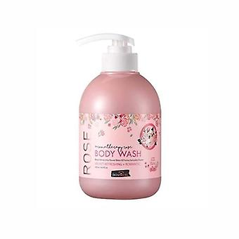Skinpastel Aroma Rose Body Wash 16.9oz / 500ml