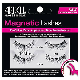 Ardell Reusable Magnetic Pre-Cut Lashes - 110 Black - No Adhesive Needed