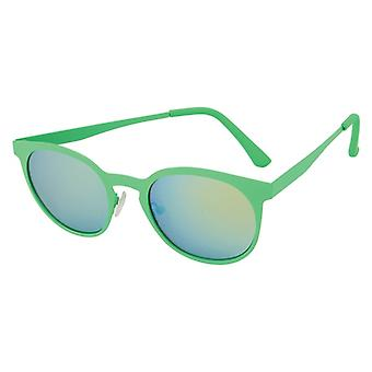 Óculos de Sol Unisex Mirror Glass Green (AZ-15-631)