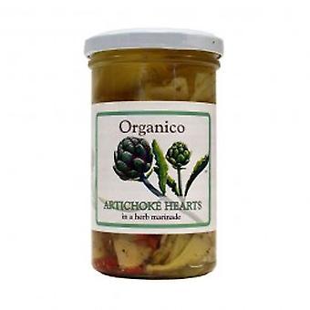 Organico - Organic Artichoke Heart 190g