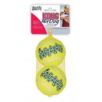 Kong Airdog Squeaker Balls Large (2)