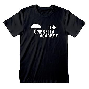 T-shirt logo pour adultes Umbrella Academy Unisex