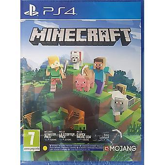 Minecraft Bedrock Edition PS4 Game (English/Arabic Case)