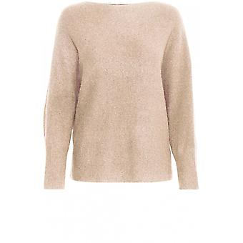b.young Olympia Cream Jumper