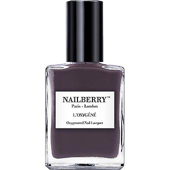 Nailberry Oxygenated Nail Lacquer - Peace 15ml