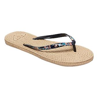 Roxy South Beach II Flip Flop - Black 3