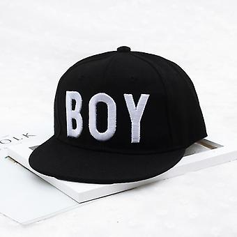 Baseball Cap For Boys Children Hip Hop Letter Summer Hats