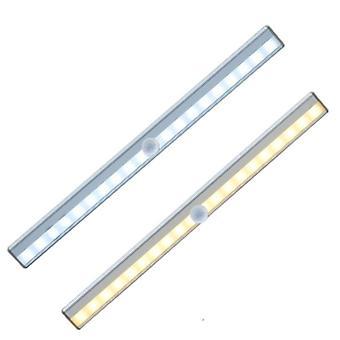 Potable Closet Battery Powered Wireless Cabinet Ir Infrared Detector Lamp